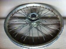 KTM LC4 400 98 540 620 SXC Front Wheel Hub Spokes Rim