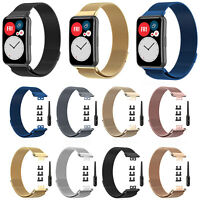 Metall Milanese Armband Uhrenarmband Strap für Huawei Watch Fit Smart Watch Uhr