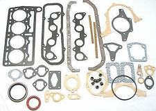 Fiat 850 Sport, Sedan,  Complete Engine Gasket Set