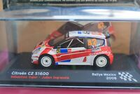CITROEN - C 2 - RALLY MAXICO 2008 - SCALA 1/43