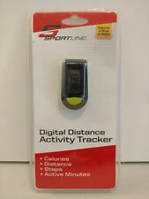 Sportline Digital Distance Activity Tracker SP1070GY
