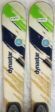 New listing 11-12 Dynastar 6th Sense Team Used Junior Skis w/Bindings Size 125cm #819713