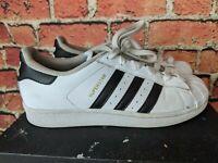 Adidas Originals Superstar white/black kids size 5.5