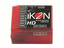 iKON2 HD Flybarless Gyro System W/ Polarity Protection & Rescue Mode IKON2003