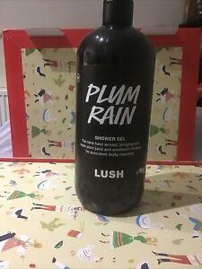 Lush Plum Rain 1kg Of Shower Gel