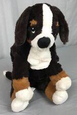 Ikea Hoppig Greater Swiss Mountain Bernese Dog Swissy Plush St Bernard stuffed