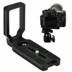 Quick Release L Plate Bracket MPU-105L For Nikon D800 D7200 D5500 D3300 D810a DH