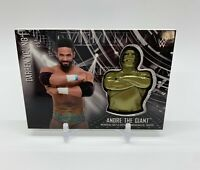 2017 Topps Andre the Giant Commemorative Trophy Card - Darren Young