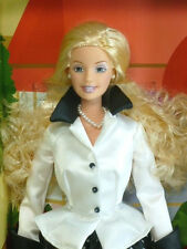 New Mattel Barbie Collectibles Special Edition Talk of the Town Barbie