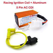 Racing Ignition Coil AC CDI For 90cc 110cc 125cc 150cc 160cc Dirt Pit Bike Lifan