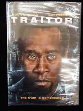 Traitor (DVD, 2008)  BRAND NEW FACTORY SEALED