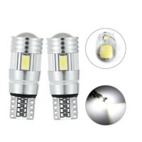 T10 6 SMD 5630 CREE CHIP LED Canbus Parking 3W 12V W5W Side 168 194 White Light