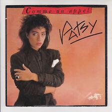 """PATSY Vinyle 45T 7"""" COMME UN APPEL - DES ETOILES - COMOTION 09501 F Rèduit RARE"""