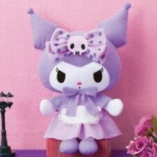 NEW VERY RARE SANRIO MY MELODY KUROMI Stuffed Plush Doll 11.8in JAPAN FREE SHIP