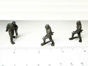 Dollhouse 3 Toy Bigfoot Figure Game Pcs 12050  Micro-mini Miniature