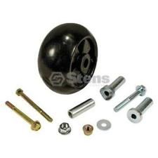 Plastic Deck Wheel Kit, Fits John Deere AM133602 [STE][210-235]