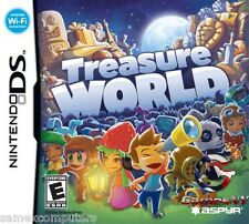 Treasure World (Nintendo DS, 2009)