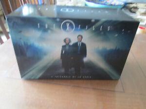 The X-Files-L'intégrale des 10 Saisons en blu ray [Édition Limitée]