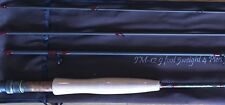 FLY ROD 9FT 5W 4 PIECE CARBON NANO IM12 DELTA RUBICON FLY FISHING ROD
