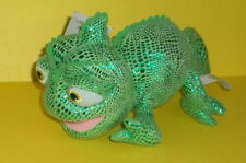 "TANGLED 9"" PASCAL CHAMELEON LIZARD PLUSH NEW WITH TAGS DISNEY PARKS"