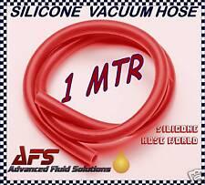 4mm x 1M RED SILICONE VACUUM HOSE VENAIR SILICON PIPE