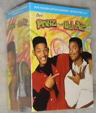 Fresh Prince of Bel Air Complete Series Seasons 1,2,3,4,5,6 DVD Box Set SEALED