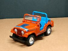 JEEP CJ-5 RENEGADE OFF ROAD ADULT COLLECTIBLE DIECAST 1/64 SCALE LIMITED EDITION