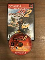 ATV Offroad Fury 2 (Sony PlayStation 2, 2002)