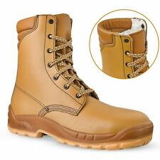 SIZE 3 JALLATTE JJB22 JALOSBERN WINTER HIGH LACE LIKE JALASKA SAFETY CAP BOOTS