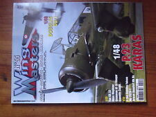 $$y Revue Wing Masters N°55 Douglas DB-7  P.23 Kartas  Fiat CR.32  Miles Magiste