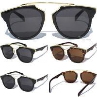 Fashion Women Retro Vintage Oversized Designer Inspired Cat Eye Sunglasses New