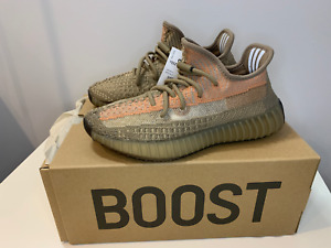 Adidas Yeezy Boost 350 V2 Sand Taupe Size 4