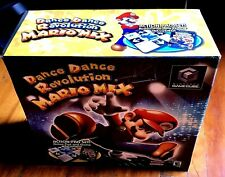 DANCE DANCE REVOLUTION MARIO MIX GAMECUBE NINTENDO US NTSC-U BRAND NEW FACTORY