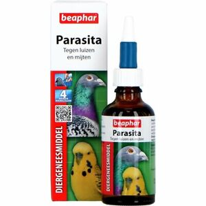 Beaphar Parasita Antiparasitaire Oiseaux et pigeons 50ML