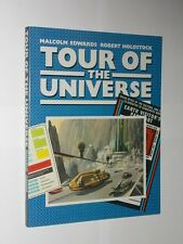 Malcolm Edwards/Robert Holdstock Tour Of The Universe. Fantasy Art Softback 1980