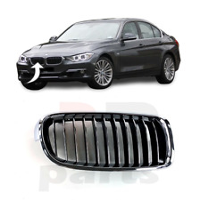 FOR BMW 3 SERIES F30 F31 F34 F35 LUXURY LINE 11-17 FRONT KIDNEY GRILL RIGHT O/S