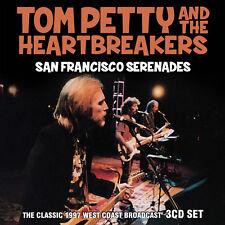 TOM PETTY New Sealed 2018 UNRELEASED LIVE 1997 SAN FRANCISCO CONCERT 3 CD BOXSET