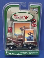 Gearbox 56991 1:43 1942 Ford Pickup National Parks Service MOC Sealed New