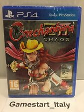 ONECHANBARA Z2 Z II CHAOS SONY PS4 NUOVO SIGILLATO PAL VERSION NEW SEALED