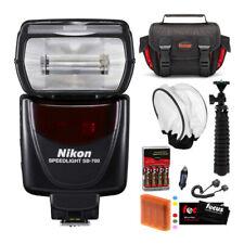 Nikon SB-700 AF Speedlight Flash for Digital SLR Cameras with Accessory Bundle
