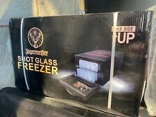 More details for jagermeister shot glass freezer . brand new in box with shot glasses