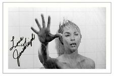 JANET LEIGH PSYCHO AUTOGRAPH SIGNED PHOTO PRINT POSTER