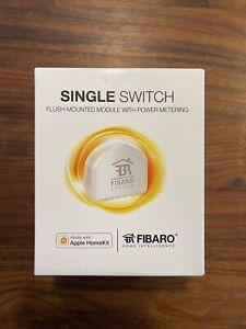Fibaro Single Switch für Apple HomeKit