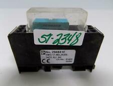 PARKER 50A RELAYS 6 SPADE PIN RVAH2AB3L 058968-04 LOT 5 NEW MANITOWOC