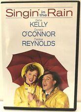 Singin' In The Rain 60th Anniversary 2-Disc Special Edition Dvd Gene Kelly Euc