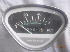 honda cf 50 cf50 chally gauges clocks instruments speedometer speedo tachometer