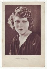 1925 Mary Pickford Gladys Louise Smith Russian PC MOVIE STARS Cinema limited Ser