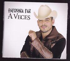 Espinoza Paz  A veces CD caja de carton NEW SEALED