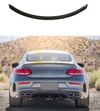 Aleron Mercedes Benz CLASE C COUPE C205 C63 2015-2018 NEGRO BRILLO