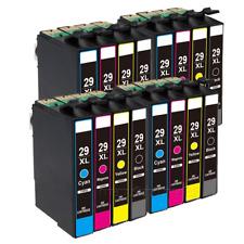 16 Ink Cartridges FOR EPSON XP245 XP247 XP332 XP342 345 442 445 Printers Non OEM